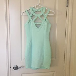 NWT TOBI dress-S
